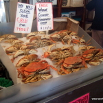 Fire-Roasted Dungeness Crab