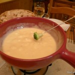 Easy Swiss Fondue from The Melting Pot